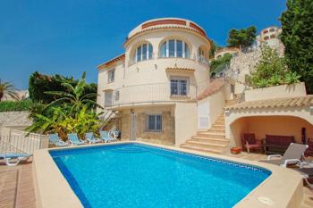 Villa El Atardecer-10 in Benissa, Spain. Villa El Atardecer-10 great holiday home on the Costa Blanca