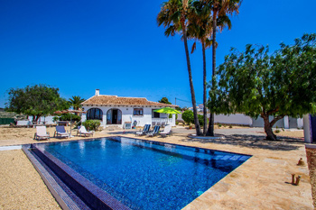 Villa Canto de Hada in Moraira, Spain. Villa Canto de Hada great holiday home on the Costa Blanca