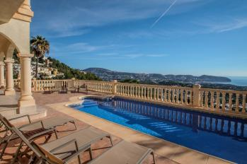 Mimo in Moraira-Teulada, Spain. Mimo great holiday home on the Costa Blanca
