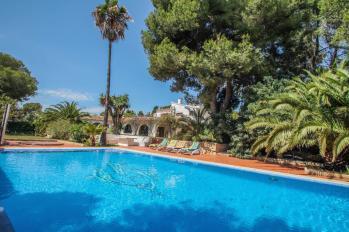 Finca Raiz in Moraira, Spain. Finca Raiz great holiday home on the Costa Blanca