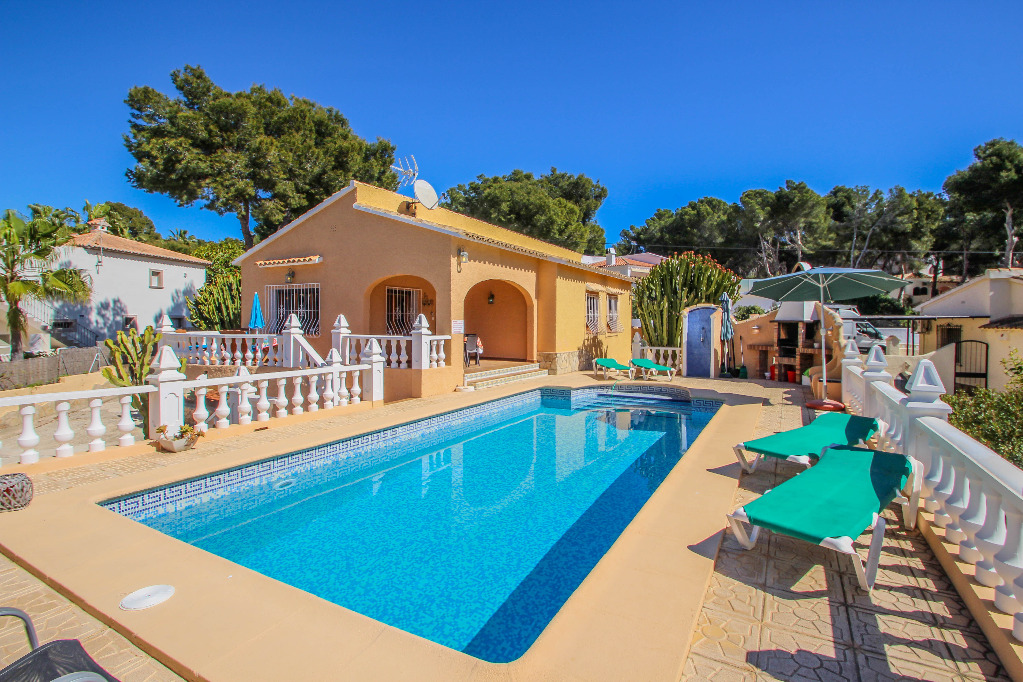 Villa Sofía in Moraira, Spain. Villa Sofía great holiday home on the Costa Blanca