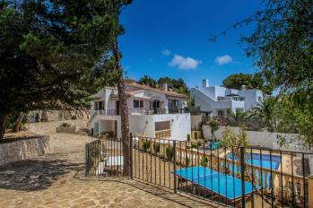 Holiday villas in Costa Blanca Spain for rent the villa Droomland located on the town near by Moraira coast