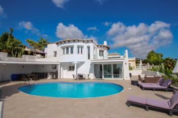 Villa Gila in Benissa, Spain. Villa Gila great holiday home on the Costa Blanca