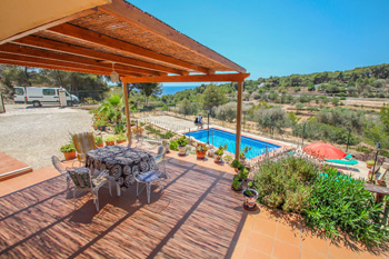 Villa Dos Soles 6 in Benissa, Spain. Finca Dos Soles great holiday home on the Costa Blanca