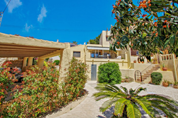 Bungalow David in Moraira, Spain. Villa David great holiday home on the Costa Blanca