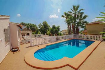 Villa El Molino in Benissa, Spain. Villa El Molino great holiday home on the Costa Blanca